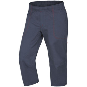 Ocun Jaws 3/4 Broek Heren, slate blue